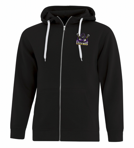 ATC™ ES ACTIVE® CORE FULL ZIP HOODED SWEATSHIRT With Embroidery
