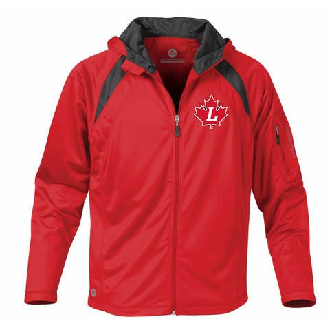 FEATURE PRODUCT-  Stormtech Full Zip Performance Hoodie With Embroidery
