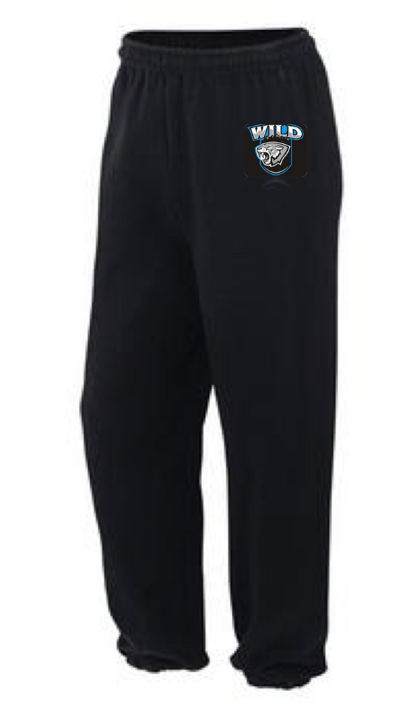 Gildan Sweatpants with Embroidery