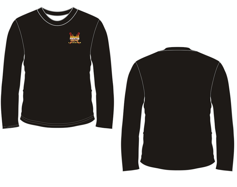 ATC Black Dry Fit Long Sleeve