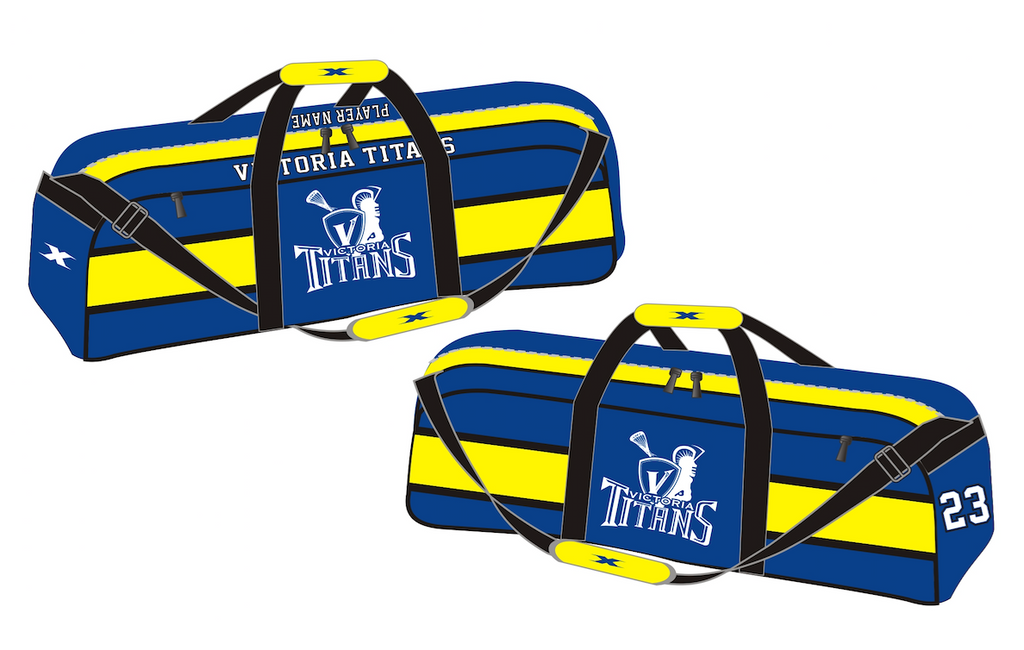Sublimated Lacrosse Gear Bag