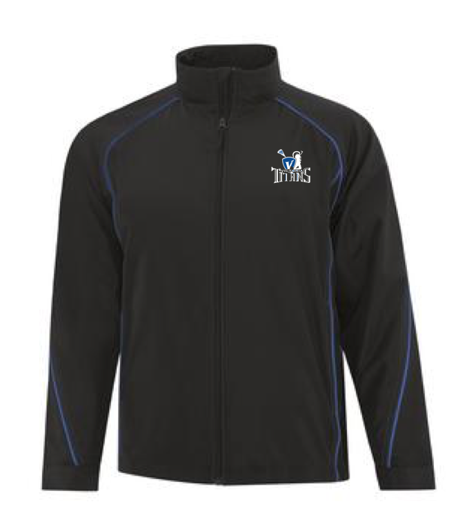 ATC Varsity Team Jacket with left chest embroidery