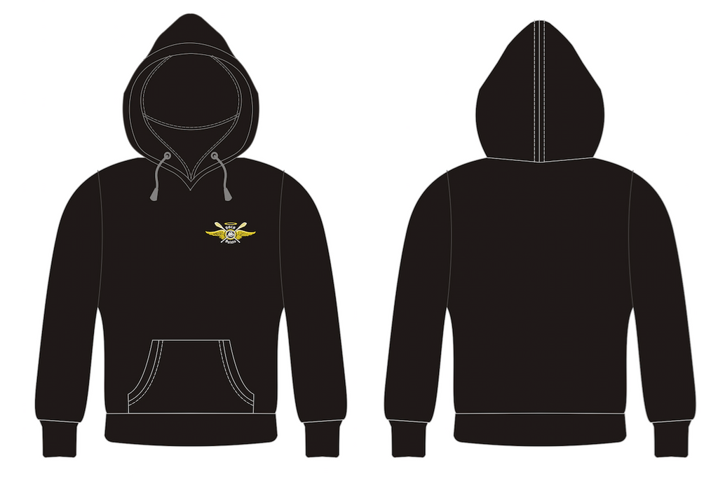 ATC Dry Fit Performance Hoodie with embroidery