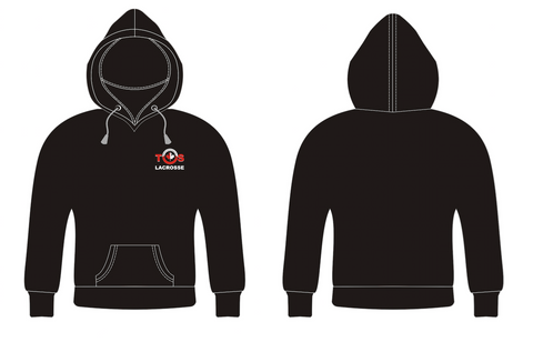 Gildan Cotton Hoodie - With Embroidery