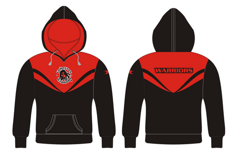 X-treme Full Sublimation Fleece Hoodie