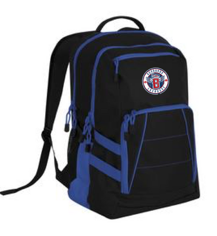 ATC VarCity Backpack With Embroidery