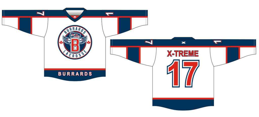 6 WEEKS Maple Ridge Sr.A Home Jersey - Youth