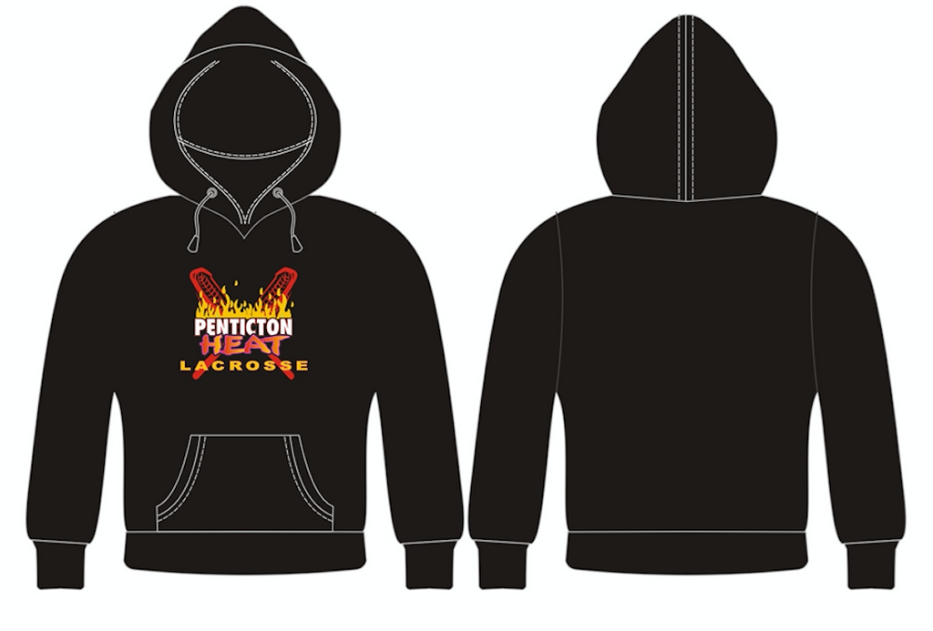 Gildan Cotton Screen Print Hoodie - Screen Print