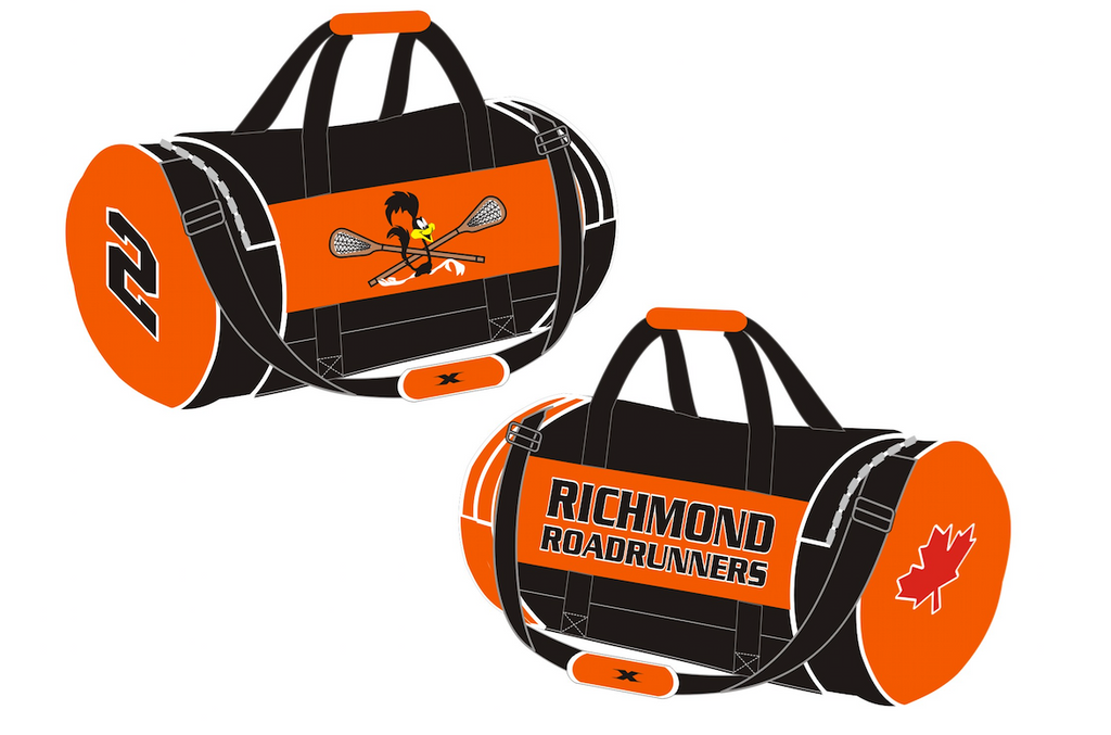 Sublimated Barrel Bag