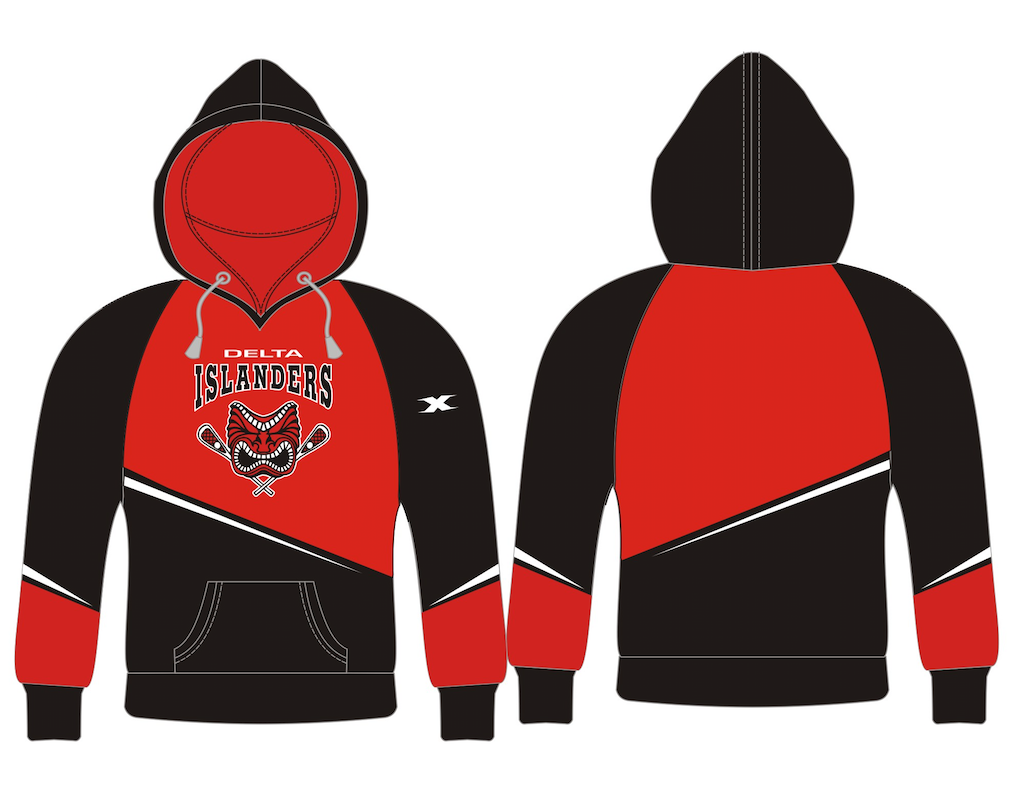 X-treme Sublimation Hoodie