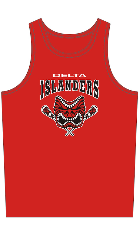 ATC Mens Tank Top - Red