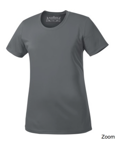 ATC Dry Fit Performance T-Shirt - Charcoal Grey
