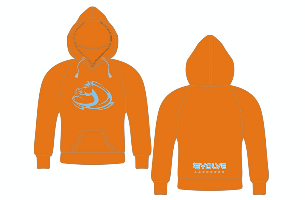 ATC Cotton Youth Hoodie - With Screen Print