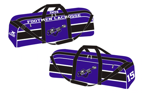 Sublimation Lacrosse Gear Bag