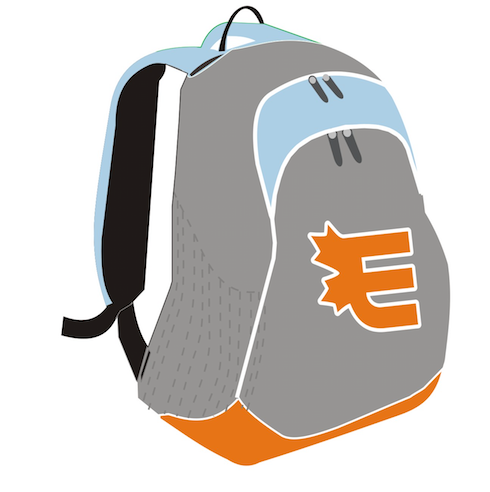 Sublimated Evolve Backpack