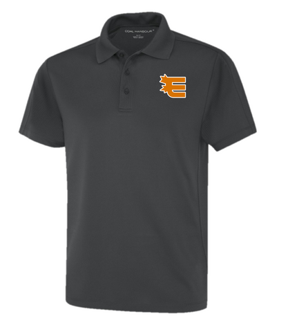 Dry Fit Golf Shirt - With Embroidery