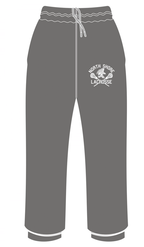 Gildan Sweatpants with Embroidery - Sport Grey