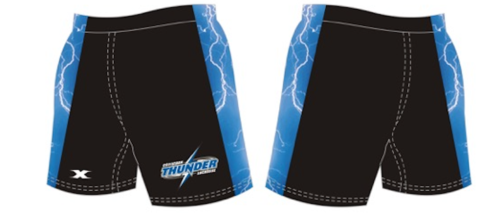 Sublimated Short - 4/5 WEEK DELIVERY