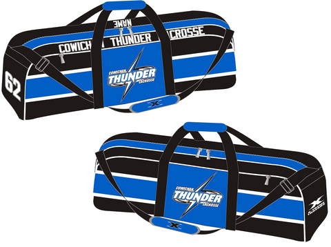 Sublimation Lacrosse Gear Bag 6/7 WEEK DELIVERY