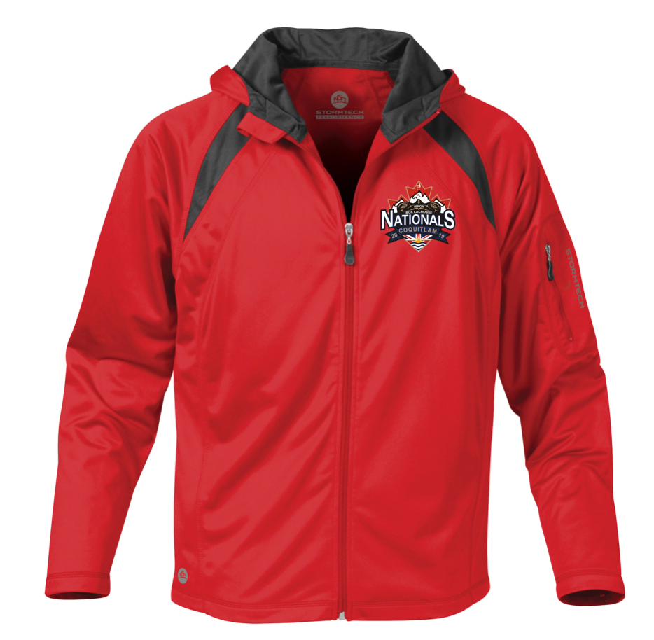 TOURNAMENT SPECIAL - Stormtech Performance Full Zip Hoodie - With Embroidery