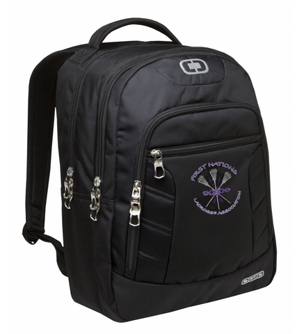 Ogio Backpack - With Embroidery