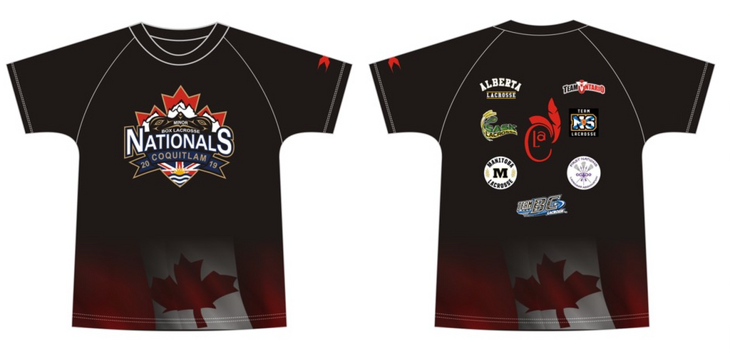 Sublimated Event Warm Up Shirt (4/5 Weeks)