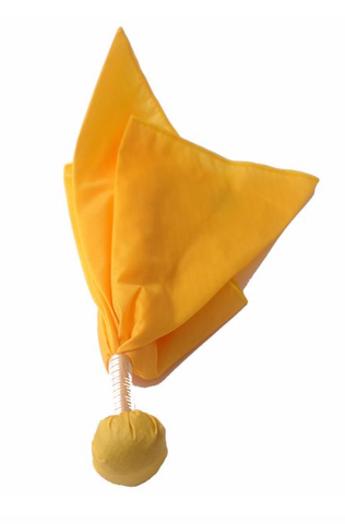 Long Throw Ball Type Flag