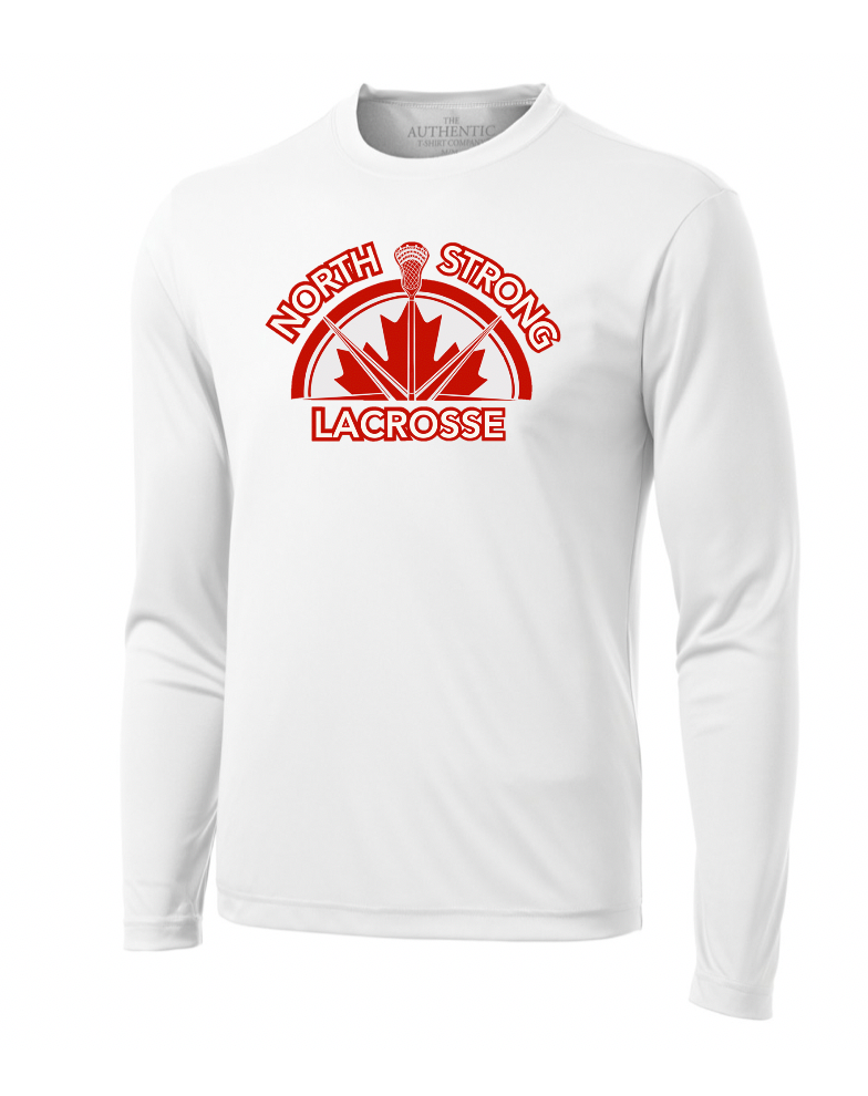ATC Dry Fit Long Sleeve - Screen Print