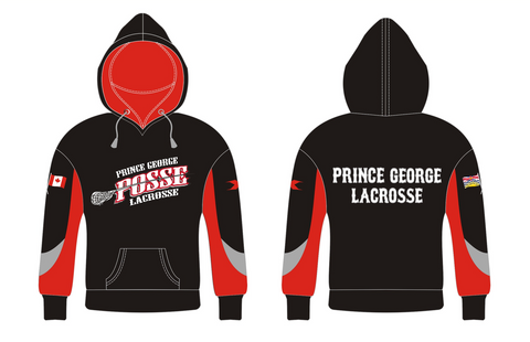 Posse Full Sublimation Hoodie