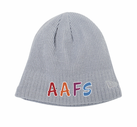 New Era Fleece Lined Beanie - With Embroidery