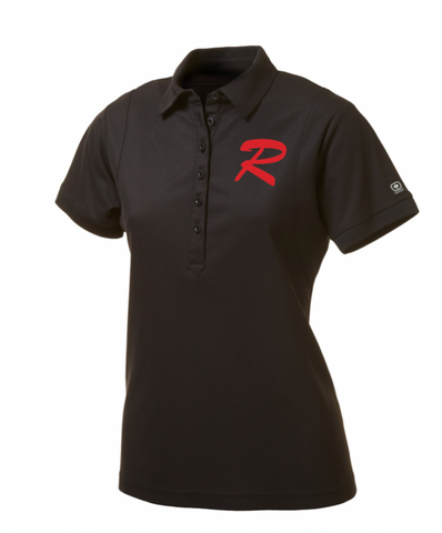 Ladies Ogio Caliber 2.0 Polo OG101 - Left Chest Embroidery