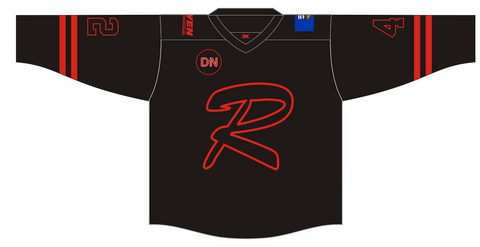 "Replica Game Jersey ""Black Out"""