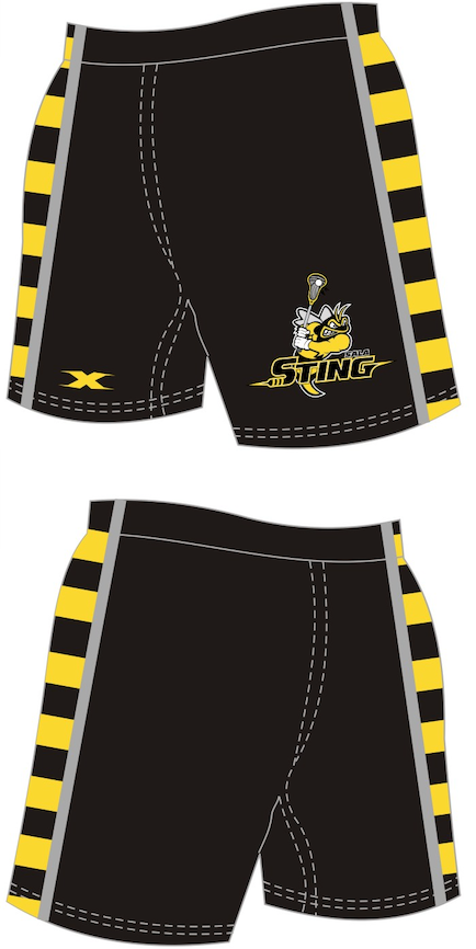 Sublimation Lacrosse Short - ORDER THROUGH TEAM MANAGER