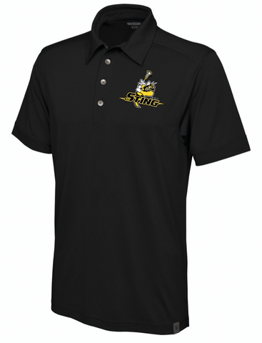 Ogio Microstrip Polo Shirt - Screened