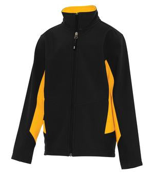 Coal Harbour Soft-Shell Youth Jacket With Embroidery