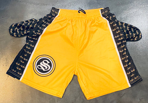 "FEATURE / DISCOUNT PRODUCT ""RETRO"" SUBLIMATED PRACTICE SHORTS"