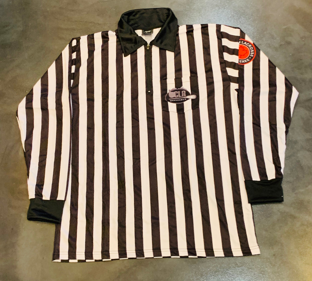 """NEW""   Honigs Sublimated Referee Long Sleeve Jersey"