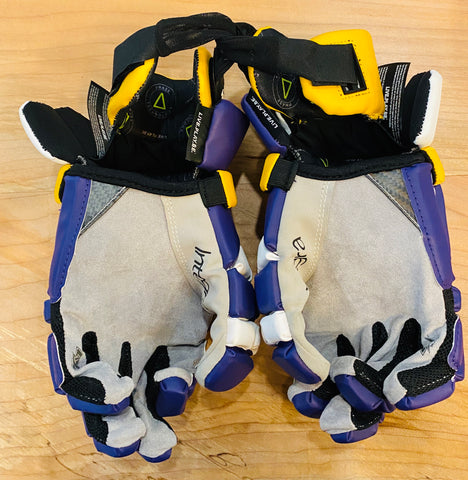 Epoch Integra Lacrosse Gloves PURPLE