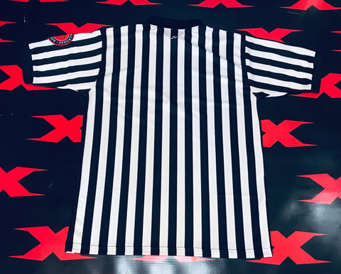 Honigs Sublimated Referee Short Sleeve Jersey