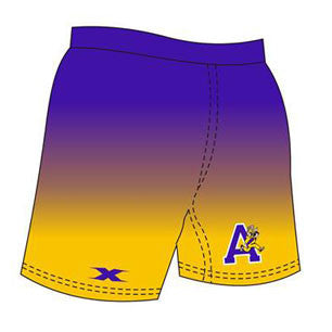Sublimated Adanac Fade Shorts