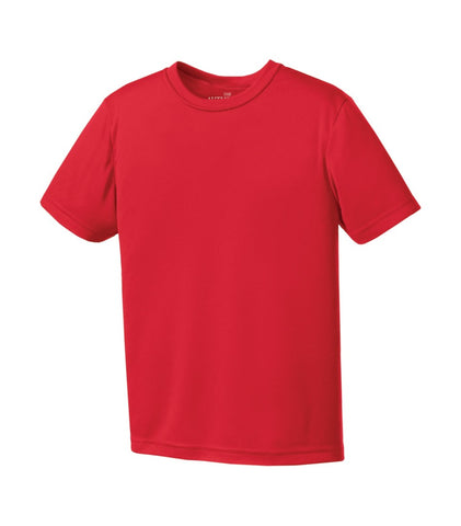 ATC Dry Fit Performance T-Shirt - Red