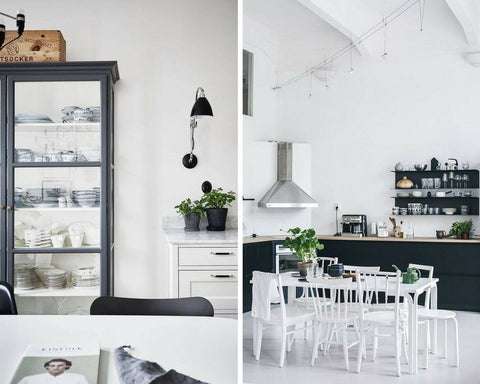 Europe2You Black Kitchen Trend