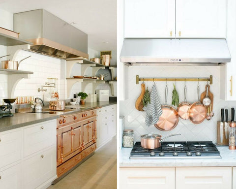 Europe2You Copper Kitchen Trendpng
