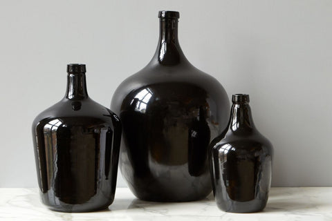 Europe 2 You Black Demijohn