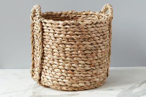 Medium Rush Barrel Basket