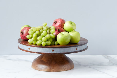 Bordeaux Cake Stand Short