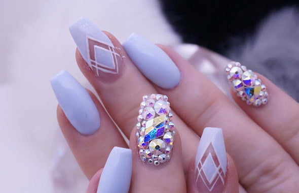 Instagram's Trendiest Nail Art