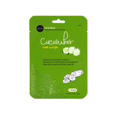 Celavi Facial Mask - Cucumber