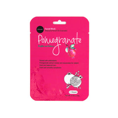 Celavi Facial Mask - Pomegranate