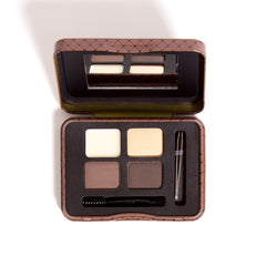 LA Girl Inspiring Brow Palette - Dark & Defined